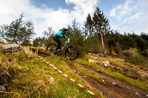 Photo of Molly PATERSON at Ae Forest