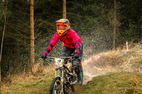 Photo of Ellie HARRISON at Ae Forest