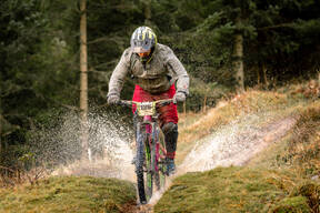 Photo of Gavin SWEENEY at Ae Forest