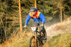 Photo of Arron BRANNAN at Ae Forest