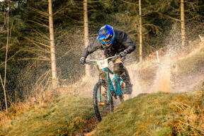 Photo of Kyle MCGEOGHIE at Ae Forest