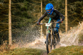 Photo of Cameron DARNBROUGH at Ae Forest