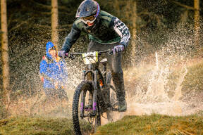 Photo of Lewis KENNEDY at Ae Forest