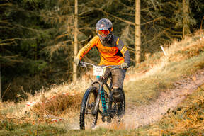 Photo of Liam HALLIDAY at Ae Forest