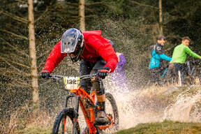 Photo of Jonathan BRUMMITT at Ae Forest