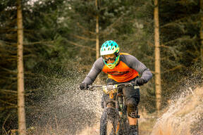 Photo of Lloyd HEWER at Ae Forest