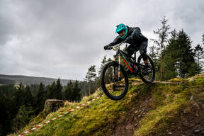 Photo of Mark MULLINS at Ae Forest