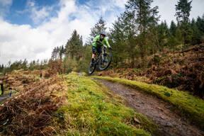 Photo of Ryan GELDART at Ae Forest