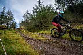 Photo of Nick SMART at Ae Forest