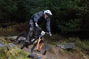 Photo of Grant MARTIN (1) at Ae Forest