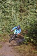 Photo of Ben PLATT at Ae Forest
