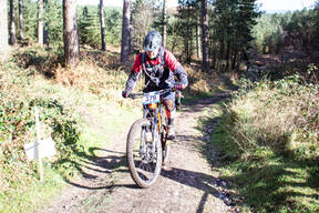 Photo of Christopher ELLISON at Cannock Chase