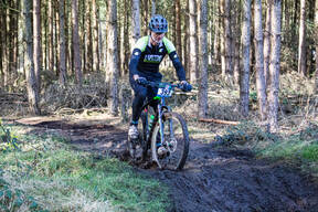 Photo of Niall JONES at Cannock Chase