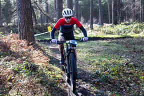 Photo of Tom SCOTT (yth) at Cannock