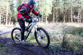 Photo of Andrew HOOK at Cannock Chase