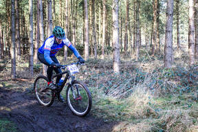 Photo of Edward THROP at Cannock Chase