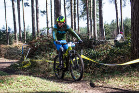 Photo of Philip GUSH at Cannock Chase