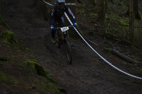Photo of Geoff HALL at Forest of Dean