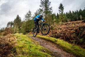 Photo of Cameron TURNBULL at Ae Forest