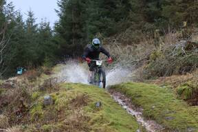 Photo of Daniel HOSKIN at Ae Forest