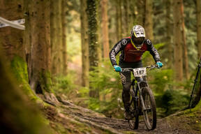 Photo of Billy ROBERTS at Forest of Dean