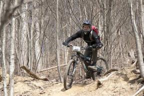 Photo of Mark NEWTON at Windrock