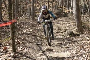 Photo of Emily COX at Windrock, TN