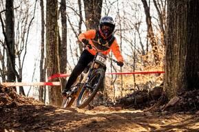 Photo of Spencer ERVIN at Windrock