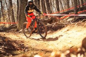 Photo of Luke DODD at Windrock