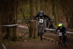 Photo of Julian HOLMES at Aston Hill