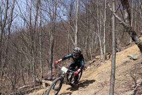 Photo of Lauren BREZA at Windrock, TN