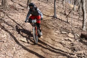 Photo of Justin DURYEE at Windrock, TN