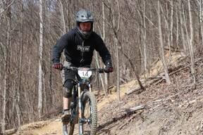 Photo of Eric MILLER (40+) at Windrock