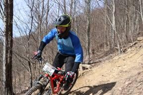 Photo of Dustin FARMER at Windrock