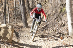 Photo of Ty TEASDALE at Windrock, TN