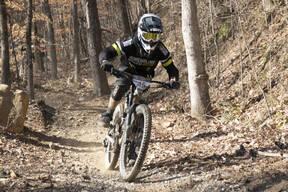 Photo of Matthew BORLAND at Windrock, TN