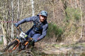 Photo of Brendan MORRIS at Chopwell Woods