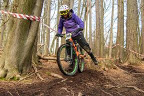 Photo of Sarah MOLYNEUX at Chopwell
