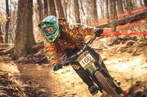 Photo of Hugh MULGREW at Windrock