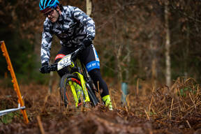Photo of Marcus NAINBY at Dudmaston