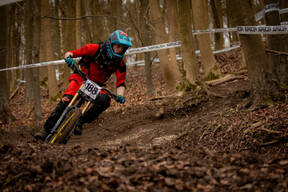 Photo of Daniel WEST at Aston Hill