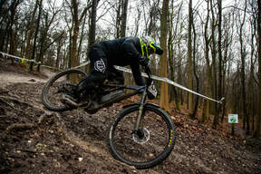 Photo of Ian WARBY at Aston Hill