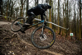 Photo of Andrew LINTON at Aston Hill