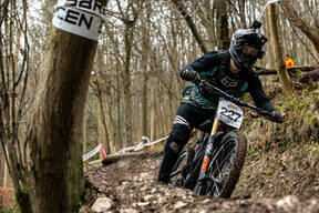 Photo of Ben JEFFES at Aston Hill