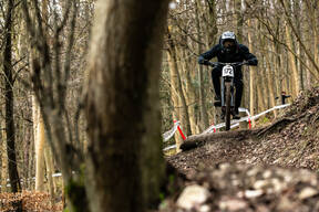 Photo of Michael HAINES at Aston Hill
