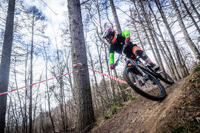 Photo of an untagged rider at Chopwell Woods