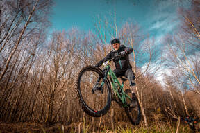 Photo of Mark HARRISON at Chopwell