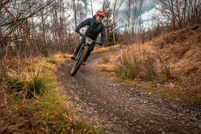 Photo of Rider 9393 at Chopwell Woods