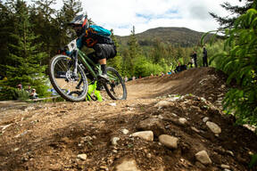 Photo of Will EVANS (mas) at Fort William