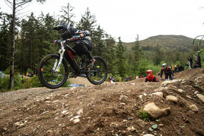 Photo of Hannes SLAVIK at Fort William